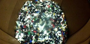 Recycled Electronic Waste