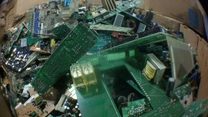 computer components averted from the landfill.  Should OEMs be responsible for recycling these?